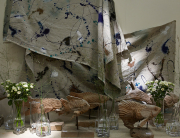 Luxury Fabric at Maison et Objet